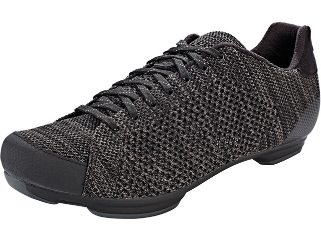Giro Republic R Knit HV Scarpe Uomo, black/charcoal heather